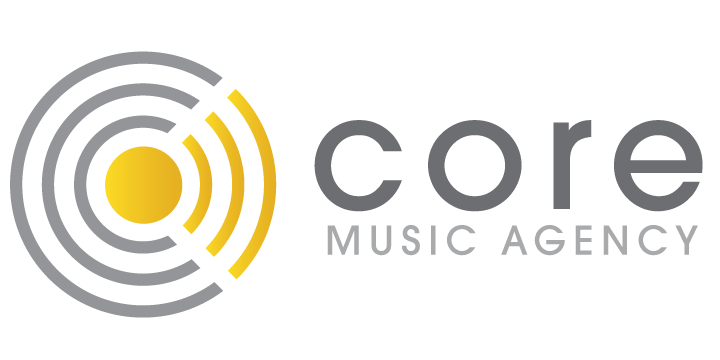 core music agency logo