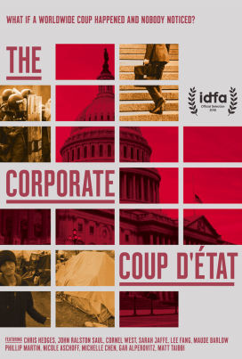 'Broadcast Debut for Corporate Coup d'etat' core news picture