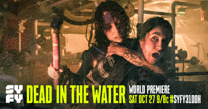 'Dead in the Water Premieres on Syfy' core news picture