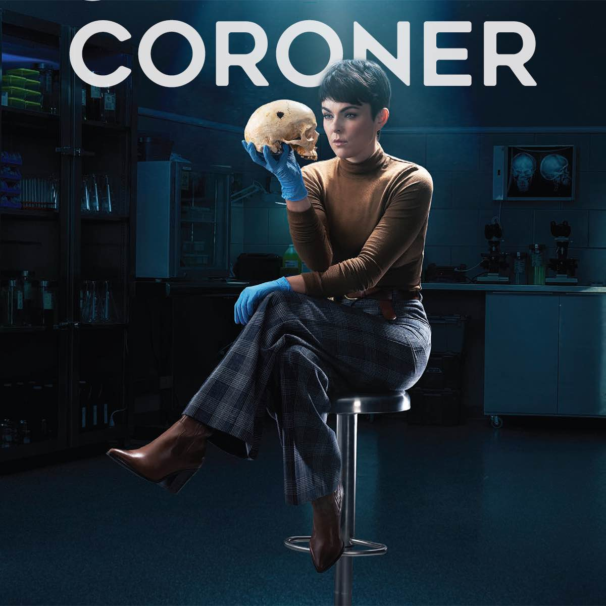 'Coroner Announces CBC Premiere' core news picture