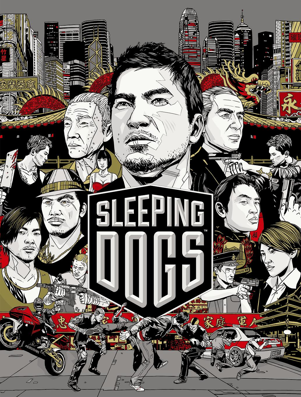 'Sleeping Dogs Finalist at Video Game Awards' core news picture